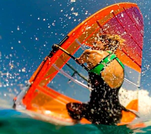 Clase Privada Windsurf